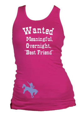 Wanted: Overnight Best Friend