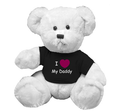 Personalized Teddy Bear with Tee Shirt only $17.97
