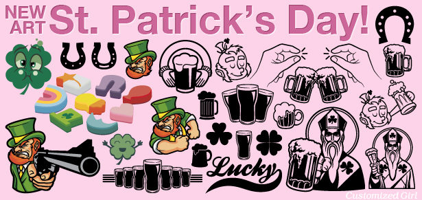 st. patrick\'s day t-shirts Archives - CustomizedGirl Blog