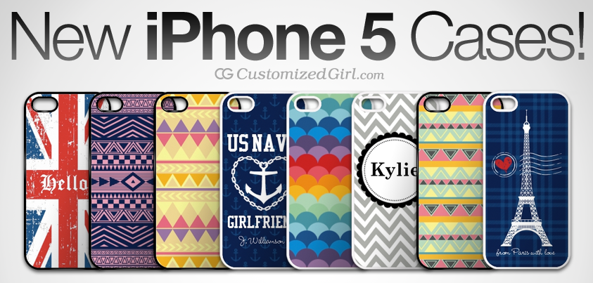 Personalized Create Your Own Phone Case Our new custom iPhone cases