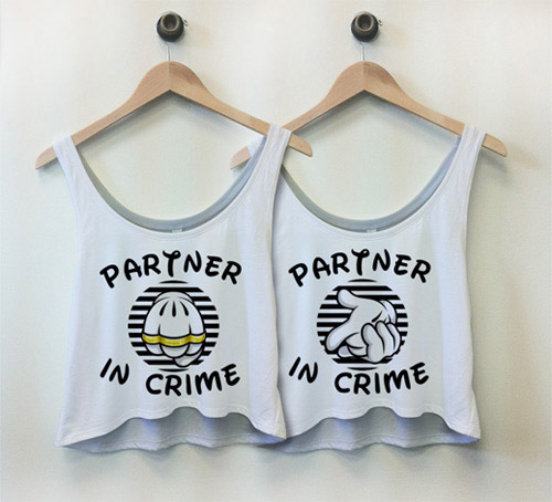 Partner In Crime Tank