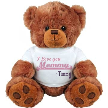 Teddy Bear Mothers Day Gift