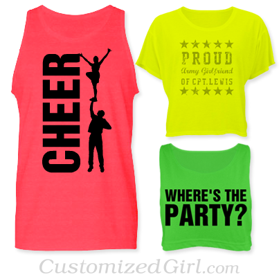 e944179f963a7 Custom Neon Shirts - CustomizedGirl Blog