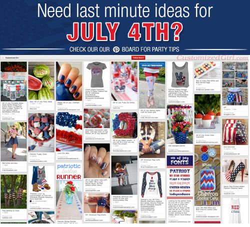 Last minute 4th of July party ideas