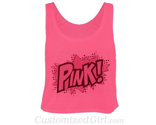 POW Pink Breast Cancer Shirt