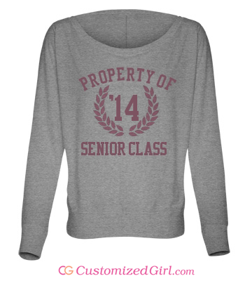 Property Senior Class Shirts