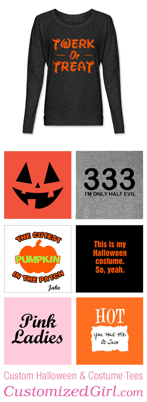 Custom Halloween Shirts