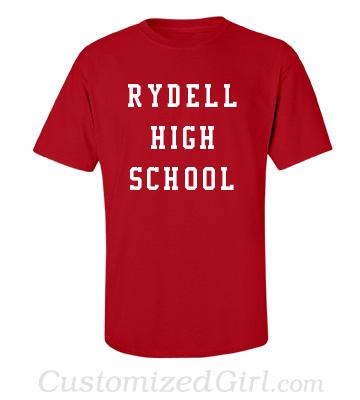 Rydell High School Shirt