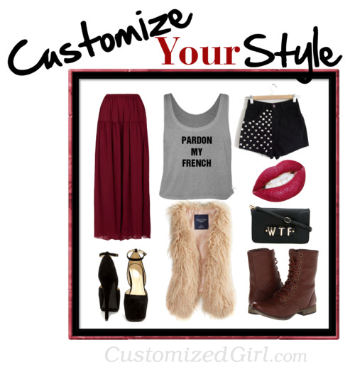 Customize Your Style