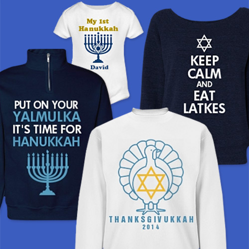 Hanukkah Apparel