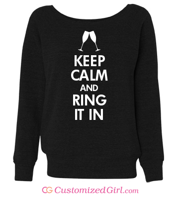 Keep Calm and Ring It in
