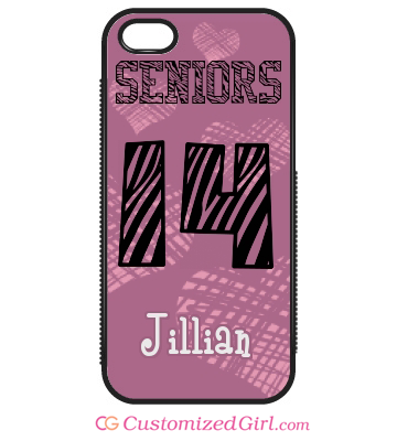 Stocking stuffer gift custom phone case