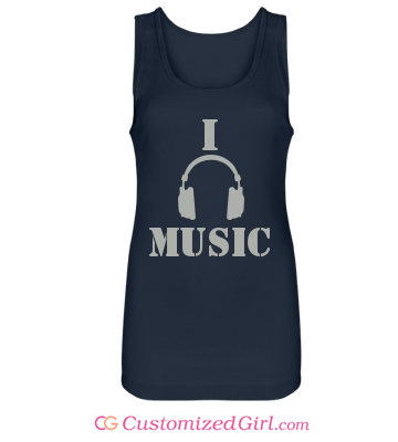 I Love Music Shirt