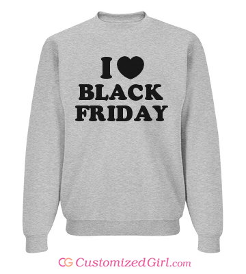 I Heart Black Friday Shirt