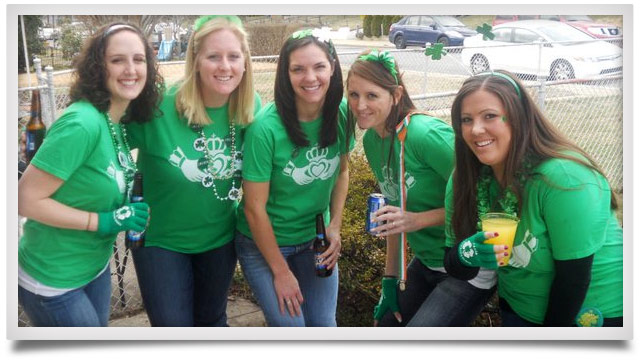St Patricks Day Shirts for Women Green Shirts
