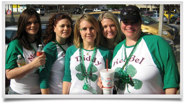 St Patricks Day Shirts for Women Raglan Shirts