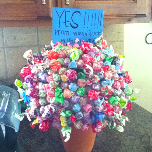 Promposal archives customizedgirl blog we think that pretty much any form of candy or chocolate is a solid way to ask someone to prom ccuart Image collections