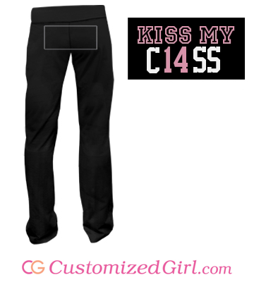 Kiss My Class Sweats