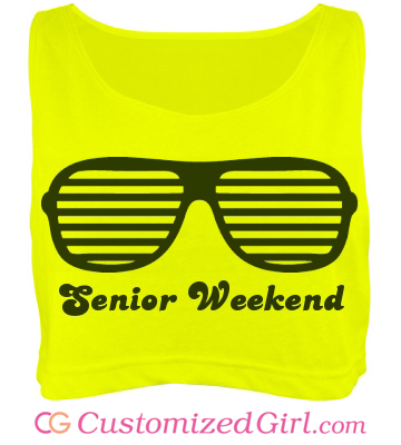 Neon Senior Weekend
