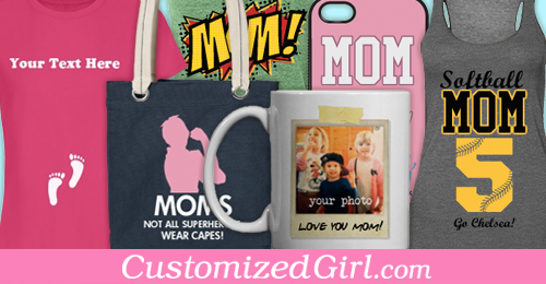 Custom Mothers Day Gifts