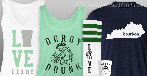 Derby Party Apparel
