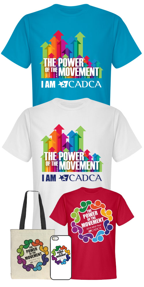 CADCA Custom Apparel