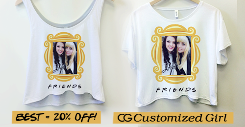 Design Matching Best Friends Shirts for National Best Friend\'s Day ...