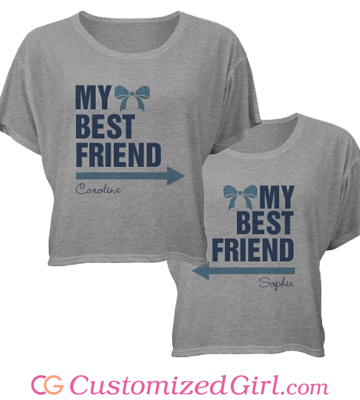 Best Friends Arrow shirts