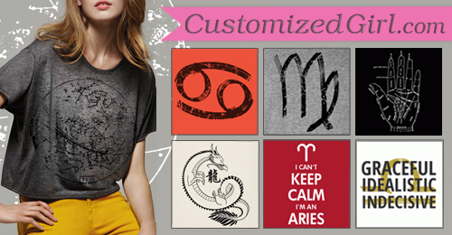 Custom Zodiac Shirts