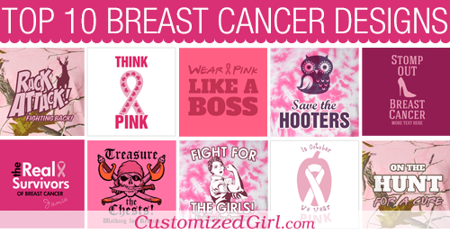 Top Ten Breast Cancer Awareness Sayings and Slogans ...