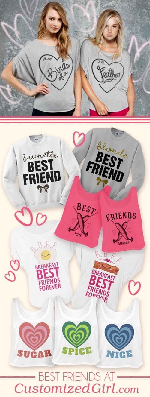 Best Friends Stuff  freshtops