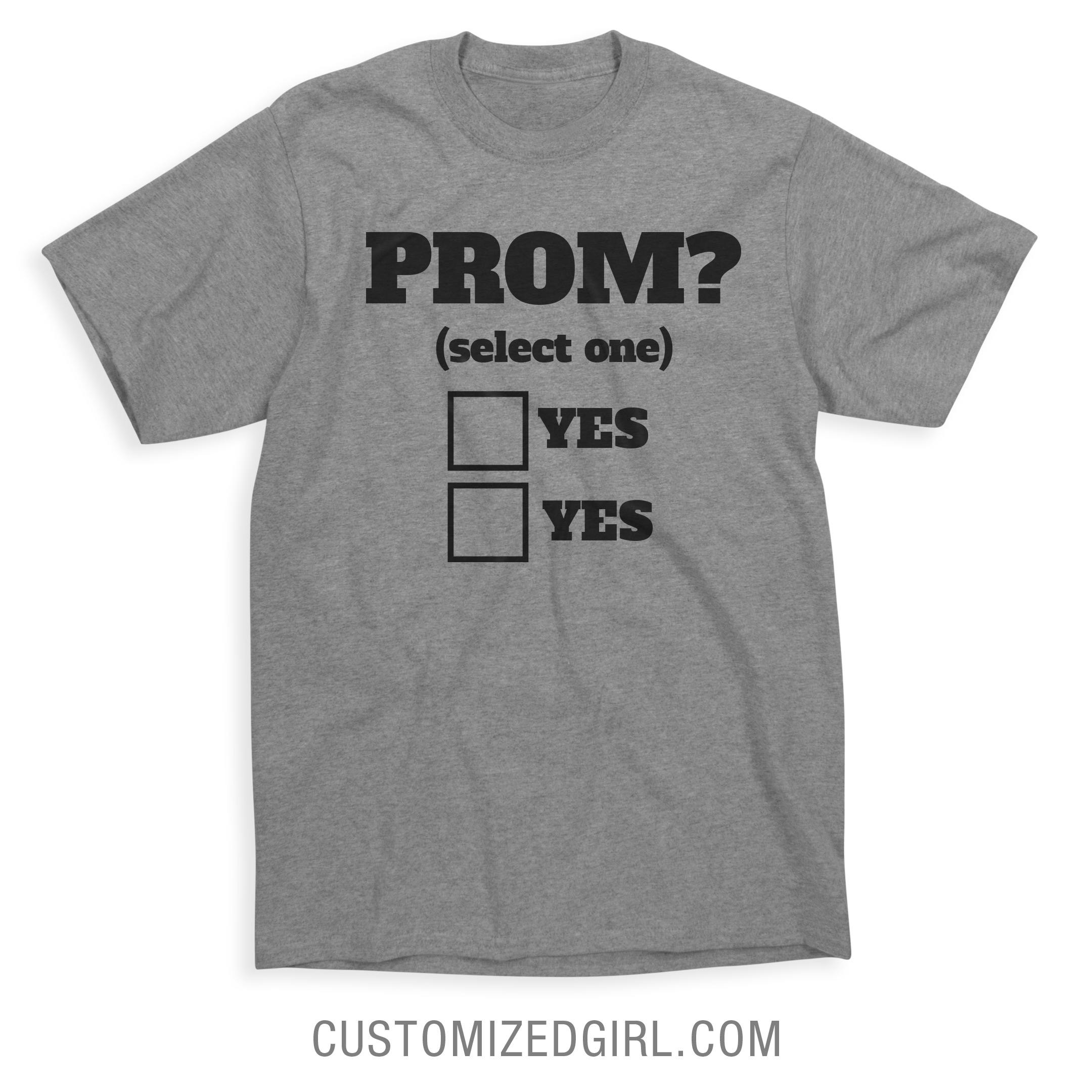 Prom Promposal Shirt