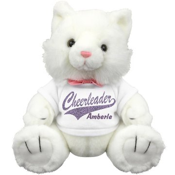Cheer Kitten Plush Kitty Cat