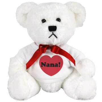 Grandma's Bear Hug Medium Plush Teddy Bear