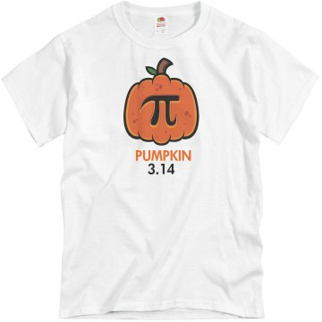 Pumpkin 31.4 Unisex Basic Gildan Heavy Cotton Crew Neck Tee