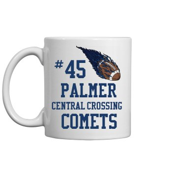 Football Mug 11oz Ceramic Coffee Mug