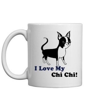 Chihuahua Mug 11oz Ceramic Coffee Mug