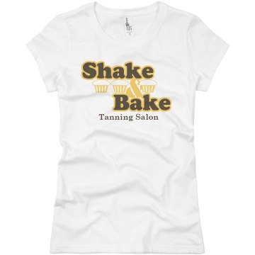 Shake & Bake Junior Fit Basic Bella Favorite Tee