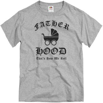 Father Hood Unisex Gildan Ultra Cotton Sleeveless Tee