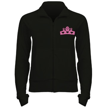 25th B-day Princess Junior Fit Bella Cadet Zip Track Jacket