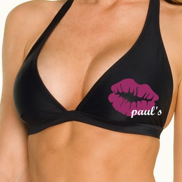 Paul's Love Omni Swimsuit Halter Top