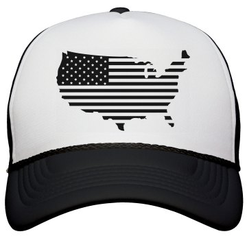 World War Champs Hat KC Caps Poly-Foam Snapback Trucker Hat