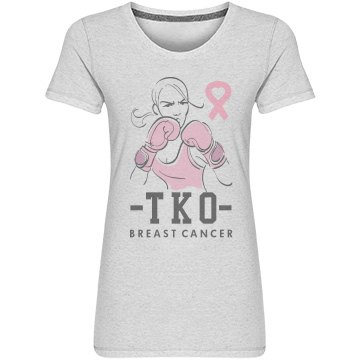 TKO Breast Cancer Shirt
