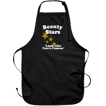 Custom Apron For Salon Port Authority Adjustable Full Length Apron
