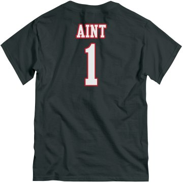 Ain't One Blue Unisex Gildan Heavy Cotton Crew Neck Tee