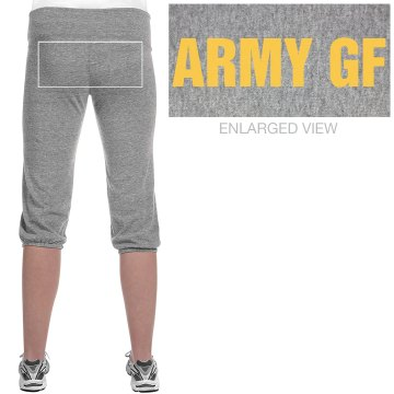 ARMY GF Junior Fit Bella French Terry Lounge Pants