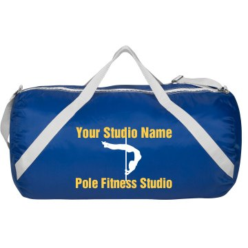 Pole Fitness Promo Bag Augusta Sport Roll Bag