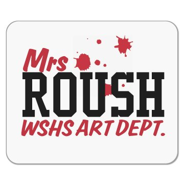 Art Department Mouse Pad Mousepad