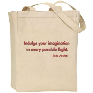 Imagination Bag Liberty Bags Canvas Tote