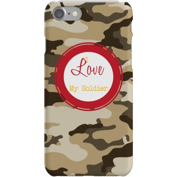 Marine GF iPhone Case Plastic iPhone 5 Case Black